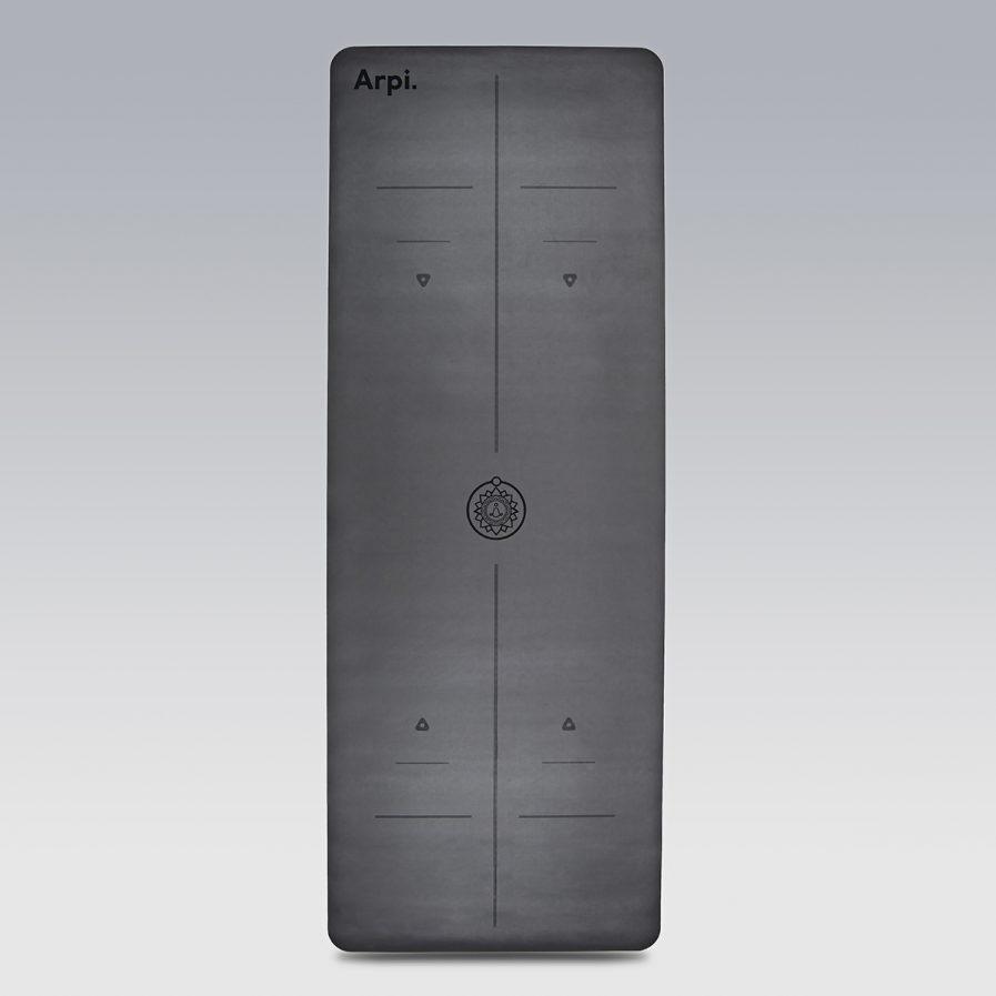 The Essential Arpi Yoga Mat - Black