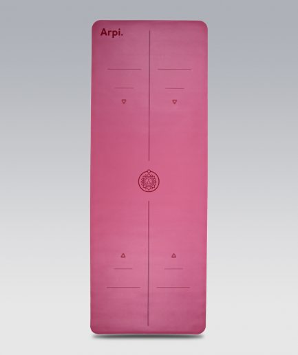 The Essential Arpi Yoga Mat - Pink