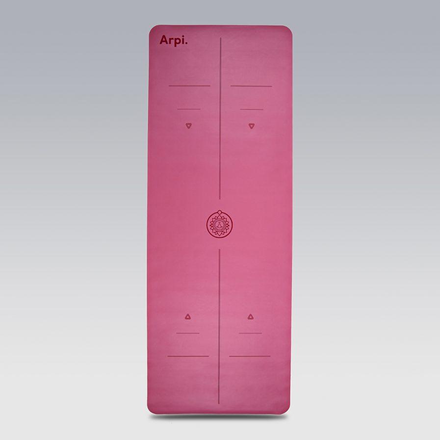 The Essential Arpi Yoga Mat - Pink