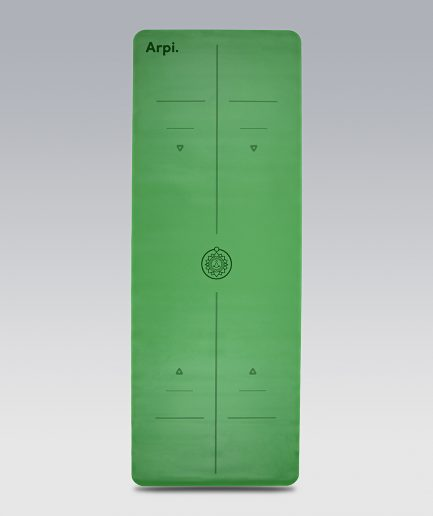 The Essential Arpi Yoga Mat - Green