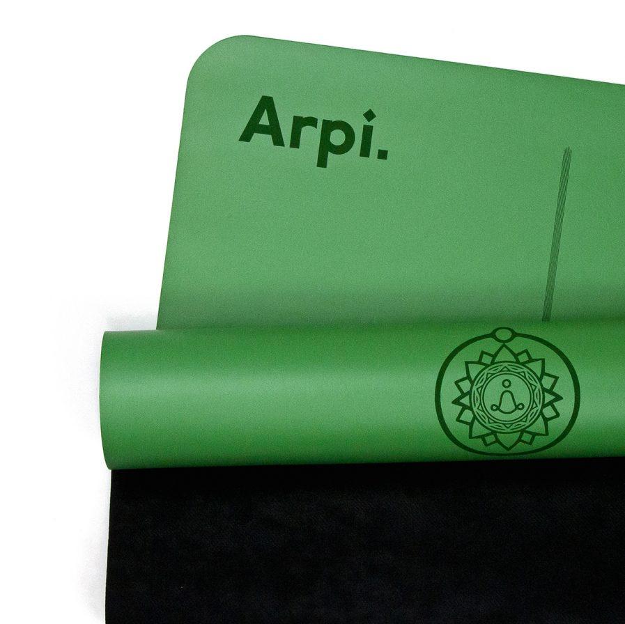 The Essential Arpi Yoga Mat - Green