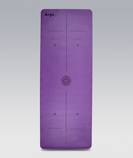 The Essential Arpi Yoga Mat - Purple