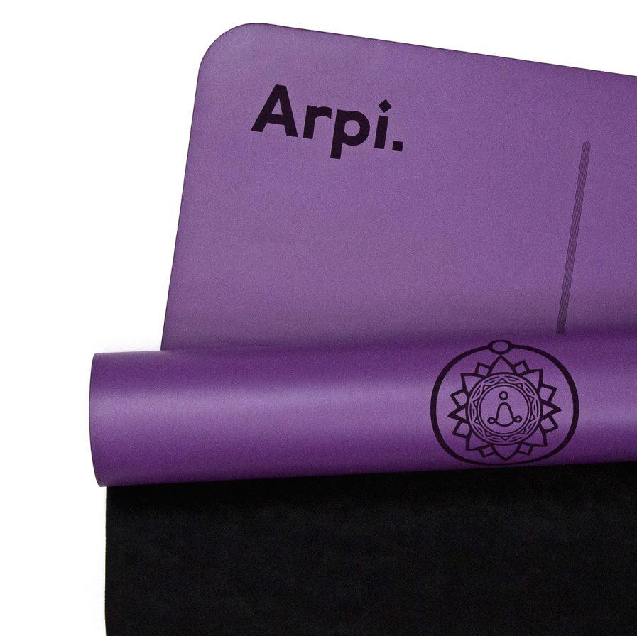 The Essential Arpi Yoga Mat - Purple