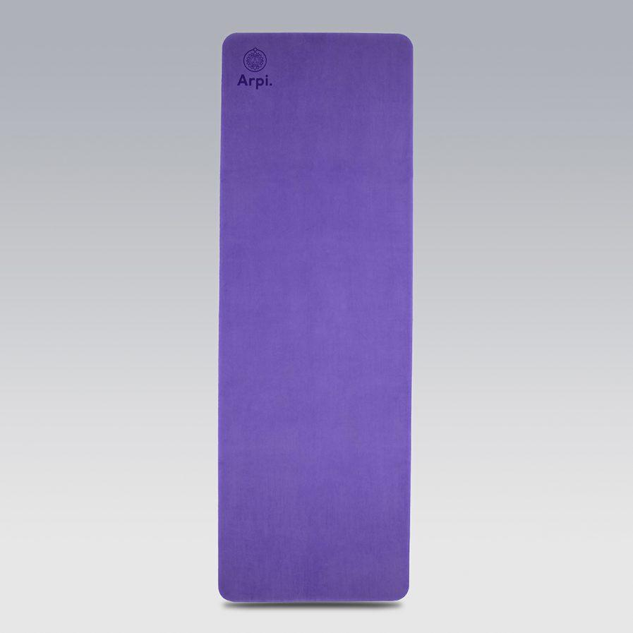 Arpi Travel Yoga Mat - Purple