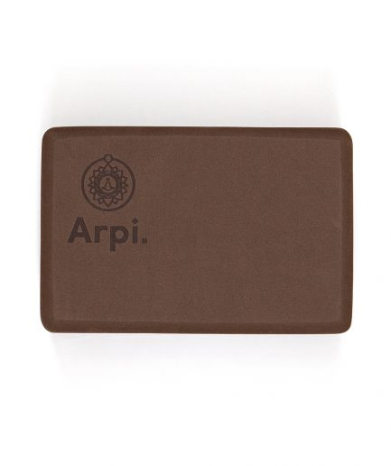 Arpi Yoga Block - Brown
